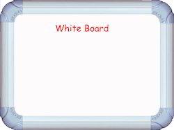 Ceramic White Board
