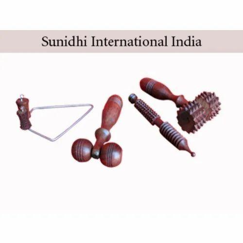 Wooden Acupressure Tools, एक्यूप्रेशर डिवाइस - Sunidhi ...