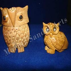 Sandalwood Owl