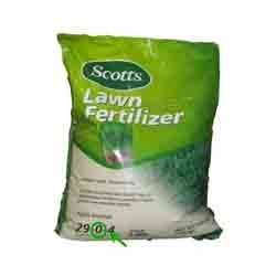 Fertilizer Bag with Liner