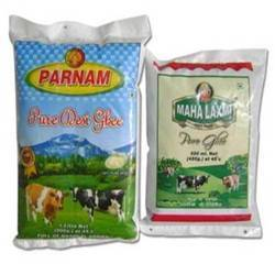 Ghee Packing Bags