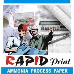 Ammonia Process Paper - Rapid, Size: 40 inch