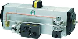 3 Position Rotary Actuator