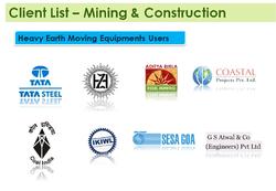 Client List (Mining Sector)