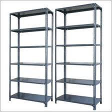 Slotted angle shelving cric a roulette brico depot