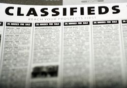Classifieds Advertisements Services