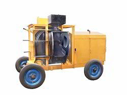 Portable Hot Mix Plant Equipment