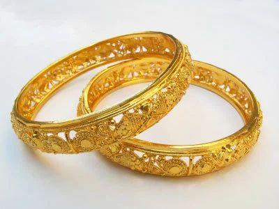 Childrens Gold Bangles Gold Gold Jewellery Chenmal Tekchand