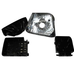 Automobile Headlight Covers PC Manufacturer from New Delhi