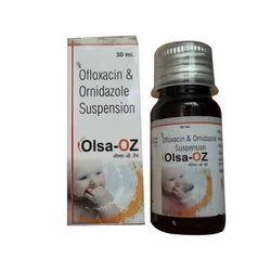 Ofloxacin 50 mg Syrup