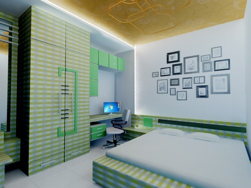 Bed Room Interior Design Service