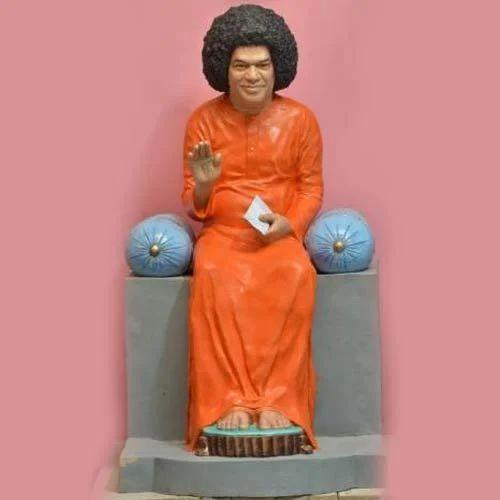 Sri Sathya Sai Statue Sri Sathya Sai Baba Statue