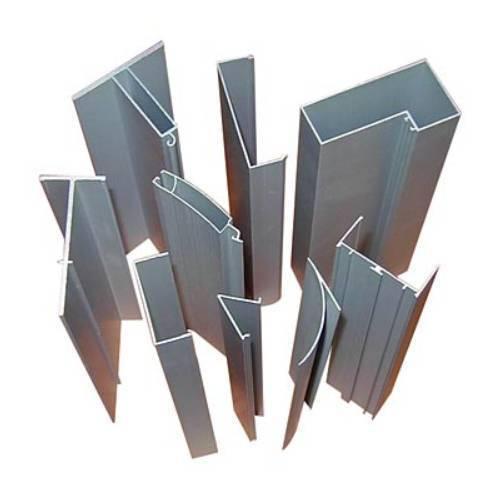 Aluminum Section Aluminum Door Fabrication Work