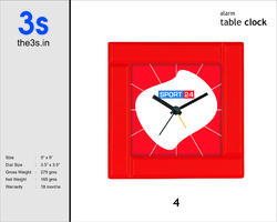 Promotional Designer Table Clocks