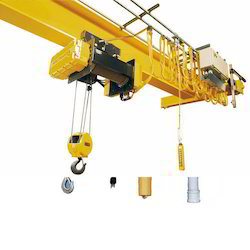 Electric Single Girder Cranes