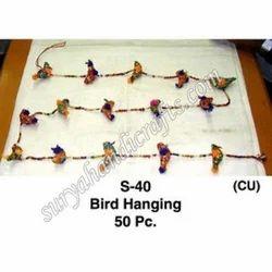 Beads Birds Hanging