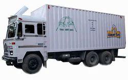 Truck Body Building Ten Wheeler Container