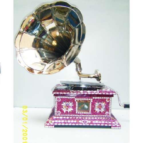 Antique Gramophones Meenakshi Handicrafts Emporium Exporter In