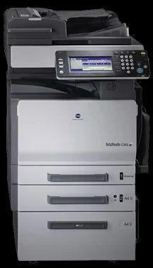 Konica Minolta Photocopier Machine Super Tech Equipments
