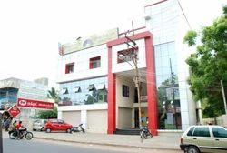 Construction Of-Muthoot Chambers Kanyakumari