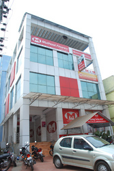 Construction Of-Muthoot Chambers Kottarakara
