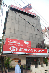 Construction Of-Muthoot Chambers Pattom