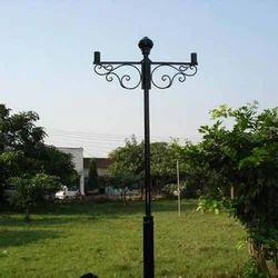 Garden Lamp Posts, लैंप पोस्ट   Iron Crafts, Panchkula | ID: 2339962933