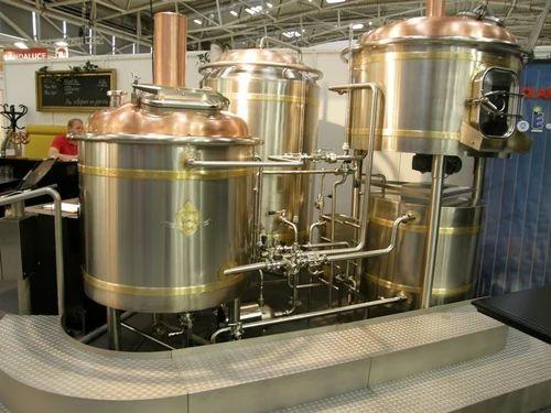 5hL Brew House Machine
