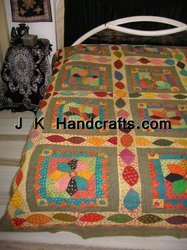 Embroidered Bedsheets