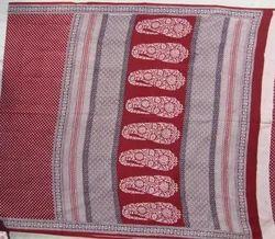 Hand Block Printed Sarees