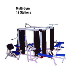 Multi Gym 12 Station