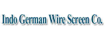 Indo German Wire Screen Co.