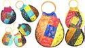 Oval Shape Shoulder Bags