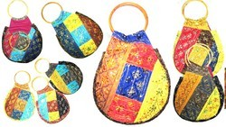 Oval Shape Shoulder Bags