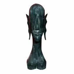 Marble Black Statue