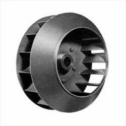 Centrifugal Fans Tipped Bladed Impeller Manufacturer