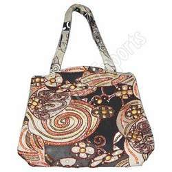 Floral Print Hand Bags