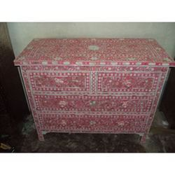 Mother Of Pearl Chest