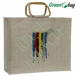 Plain Jute Tote Bags