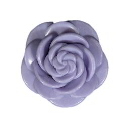 Lavender Flavor Flower Shape Gift Soap