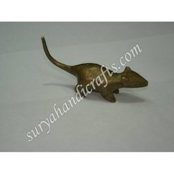 Brass Mouse