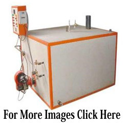 Gas Fired Hot Water Generators