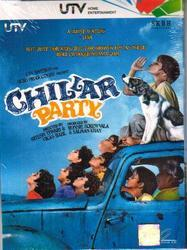 Chillar Party Video Compact Disc