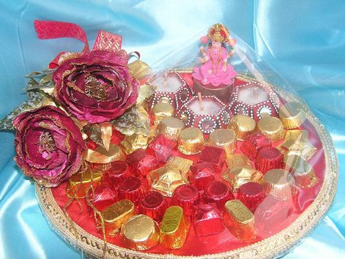 Decorative tray wedding tray manufacturer exporter from mumbai junglespirit Image collections