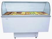Ice Cream/Gelato Scooping Cabinets