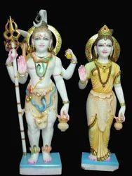Shiv Parvati Ji Idol
