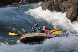 White Water Rafting Services