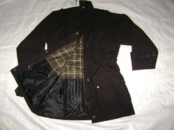 Wax Oilskin Jacket