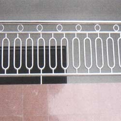 SS Balcony Railings