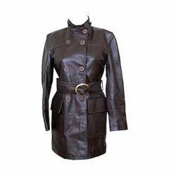 Dark Leather Jacket